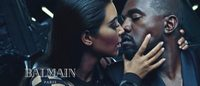Kim Kardashian and Kanye West front Balmain campaign