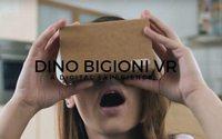 Dino Bigioni punta sull'e-shop e lancia un progetto di realtà virtuale
