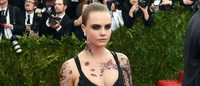 Top beauty looks from the 2015 Met gala