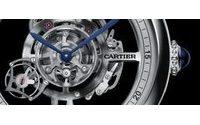 Cartier exhibits its mastery in Rotonde Astrotourbillon Skeleton watch