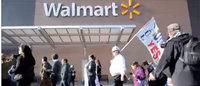 L'altra faccia dello shopping: sciopero dei dipendenti Walmart