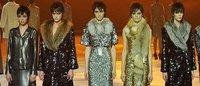 乌贼墨色马克•雅可布 (Marc Jacobs)为纽约时装周划上完满句号