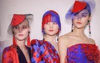 Armani Privé: Il Conformista couture