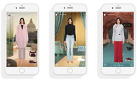 YNAP unveils Yoox Mirror AI-based avatar styling suite