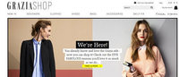 Mondadori: è online il portale di e-commerce Graziashop.com