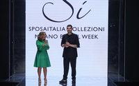 Sì Sposaitalia: oltre 10mila visitatori da 61 Paesi, premiato Triple RRR di Robert Cavalli