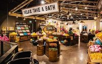 Lush opens new store in Rome
