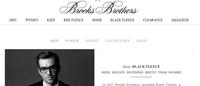 ブルックスブラザーズ、トムブラウンが手がける「ブラックフリース」販売休止へ