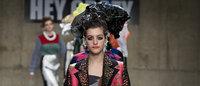 Junge Mode in London: die Fashion Week als politische Herausforderung