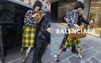 """Balenciaga снял кампанию в стиле """"папарацци"""""""