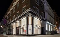 Givenchy unveils London flagship store