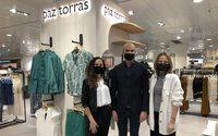 Paz Torras entra en retail con la apertura de siete puntos de venta en El Corte Inglés