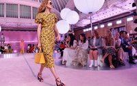 ThreeASFOUR : un défilé futuriste dédié à Kate Spade