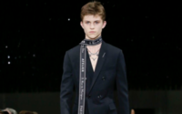 Dior Homme presents 'Post Innocence' style in first show since LVMH acquisition plans