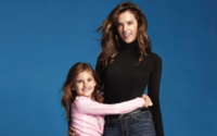 Alessandra Ambrosio and daughter star in Jordache's 40th anniversary campaign