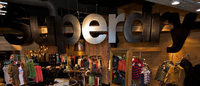 Superdry opens its second largest store, in Cologne, Germany