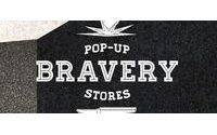 В универмаге «Цветной» открываются Bravery pop-up stores