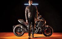 Diesel crea una moto cubierta con cuero junto a Ducati