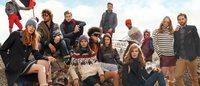 Tommy Hilfiger: in montagna per la nuova campagna