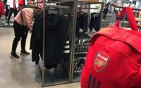 Adidas-supplied Arsenal kit still on sale in China despite Ozil Uighur backlash