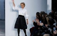 Carolina Herrera offers to dress the first lady amid NYFW show