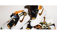 Estilista da Givenchy cria tênis Nike