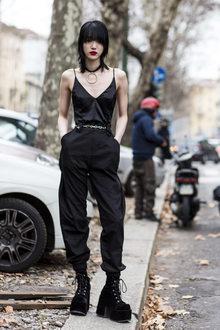 Street Fashion Milano 2018 9