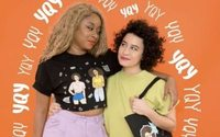 Comedy duo Ilana Glazer and Phoebe Robinson debut Wildfang fashion collection