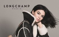Kendall Jenner is a '21st-century Amazon' in first Longchamp campaign