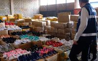La DIAN confirma un aumento  de las incautaciones de textiles y calzado en Colombia