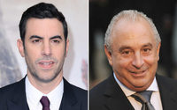 Sacha Baron Cohen to star in film on Topshop boss Philip Green