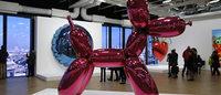Paris recebe exposição de Jeff Koons
