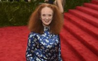 Grace Coddington wins Fashion and Beauty Lifetime Achievement Award