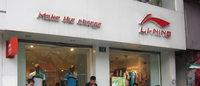 Li Ning, un chiffre d'affaires à la hausse en 2014
