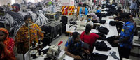 Bangladesh exports rise annual 2.5 pct in September on garment sales