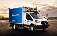Livraison: Walmart va déployer ses véhicules autonomes en Arkansas