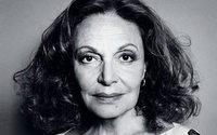Diane von Furstenberg to offer online course in fashion branding