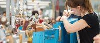 Maroquinerie : Hermès inaugure sa quinzième manufacture en France, à Héricourt