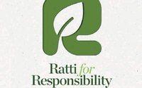 Ratti pubblica il suo primo Bilancio di Sostenibilità