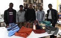 De l'enfer libyen aux sacs à mains en cuir en Italie, la belle histoire de Bassirou