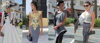"""El diseñador Roberto Diz lamenta que se consuma moda """"igual que se compra en un supermercado"""""""