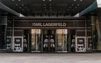 Karl Lagerfeld prépare l'ouverture d'un premier flagship américain