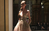 Elie Saab: putting it all back in with stellar couture show in Beirut
