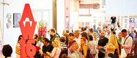 Stabile Besucherzahlen auf der Munich Fabric Start