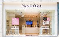 Pandora se alza con su décima tienda en Colombia