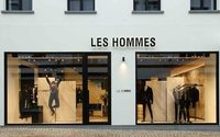 Les Hommes opens Antwerp store and looks to Asia