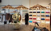 New John Smedley standalone focuses on womenswear