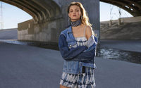River Island brings back Lindsey Wixon for spring campaign