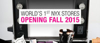 NYX Professional Makeup to open first flagship in October