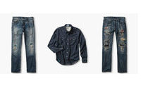American giant Levi's launches a limited-edition Made in Japan collection